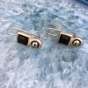 Brushed Nickle-Tone Earrings 5/$25